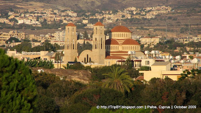 Церковь в Пафосе