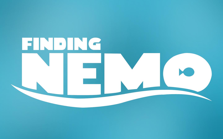 FINDING NEMO logo | Just keep swimming! | Pinterest