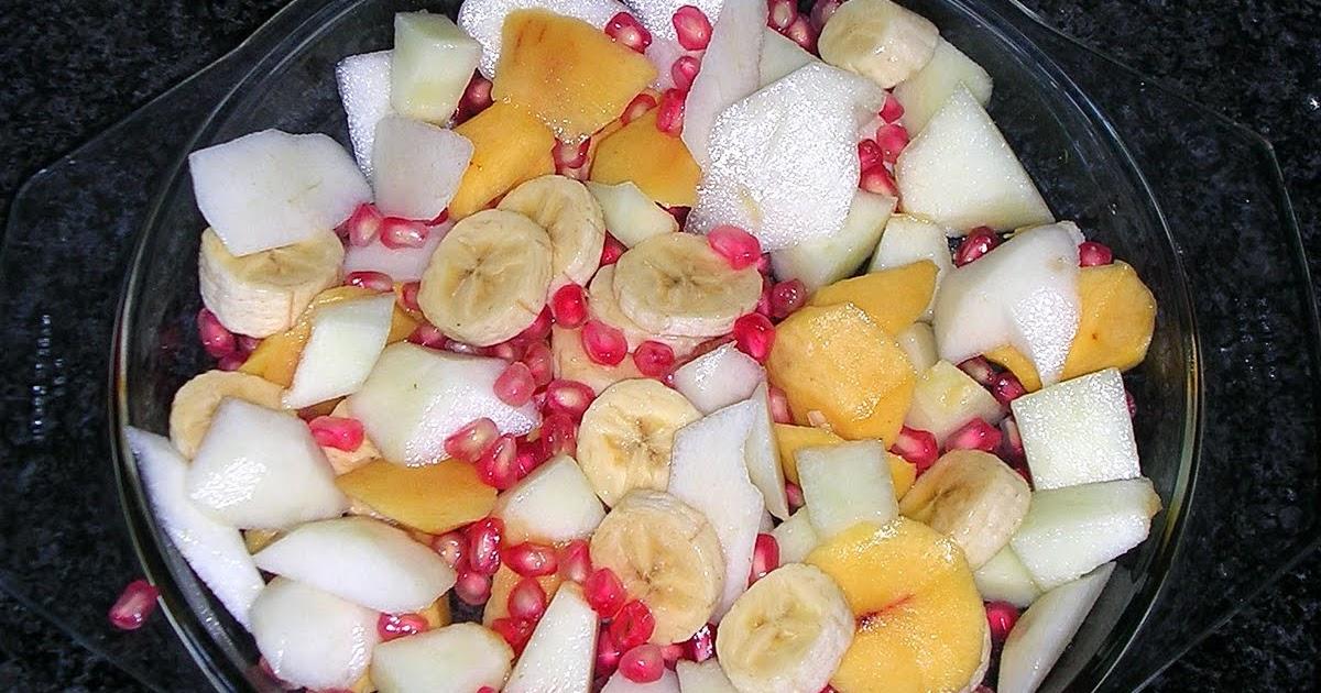 Cocinando contigo macedonia de frutas - Macedonia de frutas thermomix ...