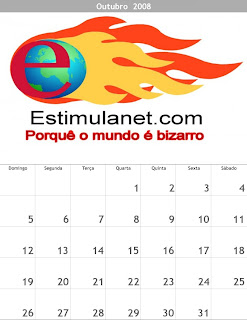 foto calendário