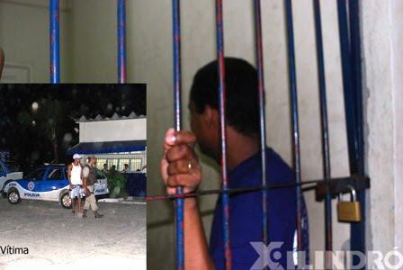 Padre preso em itabuna por tentar pegar em rg o for O rapaz a porta