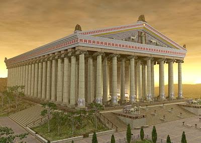 A Vida na Antiga Éfeso
