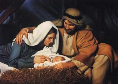 NASCIMENTO, JESUS, ONDE, QUANDO