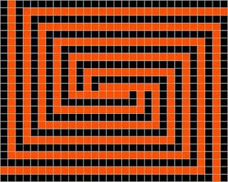 Four spirals I