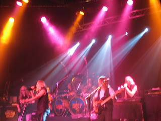 Uriah Heep live in Cambridge