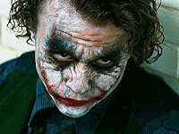 Heath Ledger, como el Joker