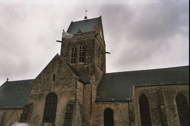Ste Marie Eglise, France