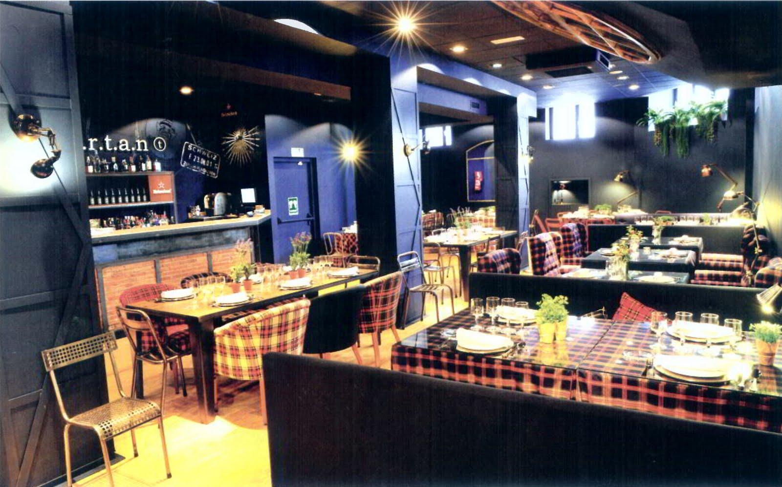 un restaurante llamado T.A.R.T.A.N.  enero 2011Prensa un restaurente ... 5a5b1ddf7c19