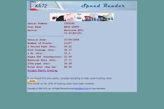 KA72 Speedreader