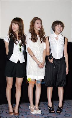 Park Jung-ah promotes Frivolous Wife