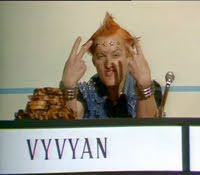 The Young Ones Vyvyan