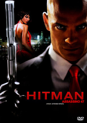 Hitman: Assassino 47 - DVDRip Dual Áudio