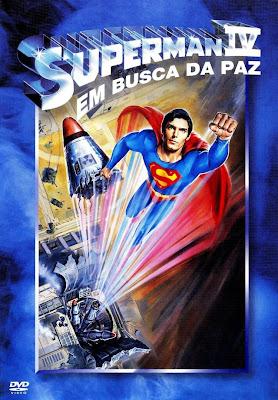 Superman 4: Em Busca da Paz - DVDRip Dublado