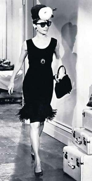 Coco Chanel The Little Black Dress