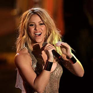 Shakira mp3 indir