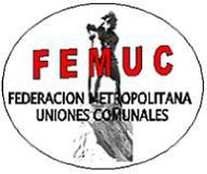 FEDERACION METROPOLITANA DE UNIONES COMUNALES          F.E.M.U.C.