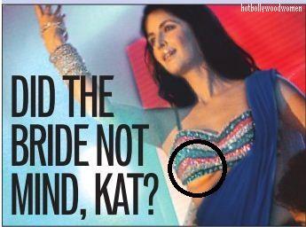This Katrina Kaif wardrobe malfunction happened while she was dancing ...
