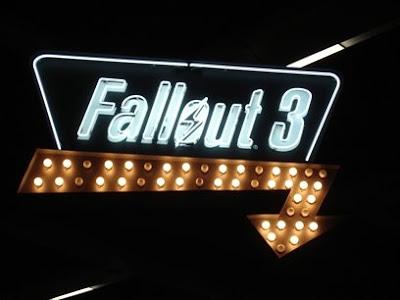 Fallout 3 (duh)!
