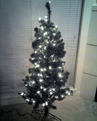 Oh crissmiss tree