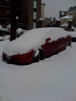 Snowed-in Toastmobile