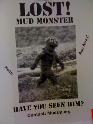 Mud monster