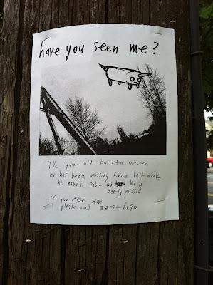 Missing Pablo