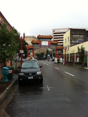 Potland Chinatown