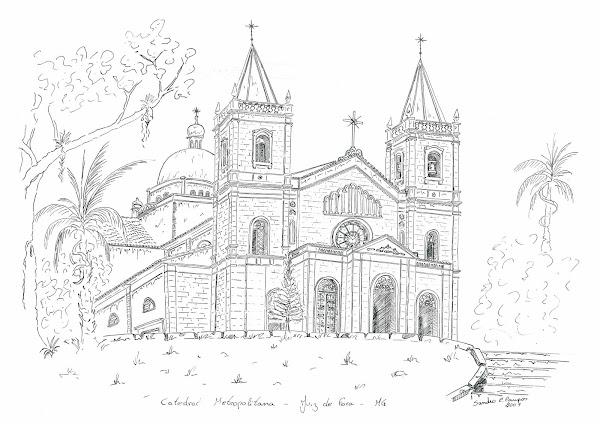 Catedral de Juiz de Fora - MG