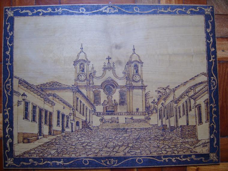 Matriz de Santo Antonio - Tiradentes - MG