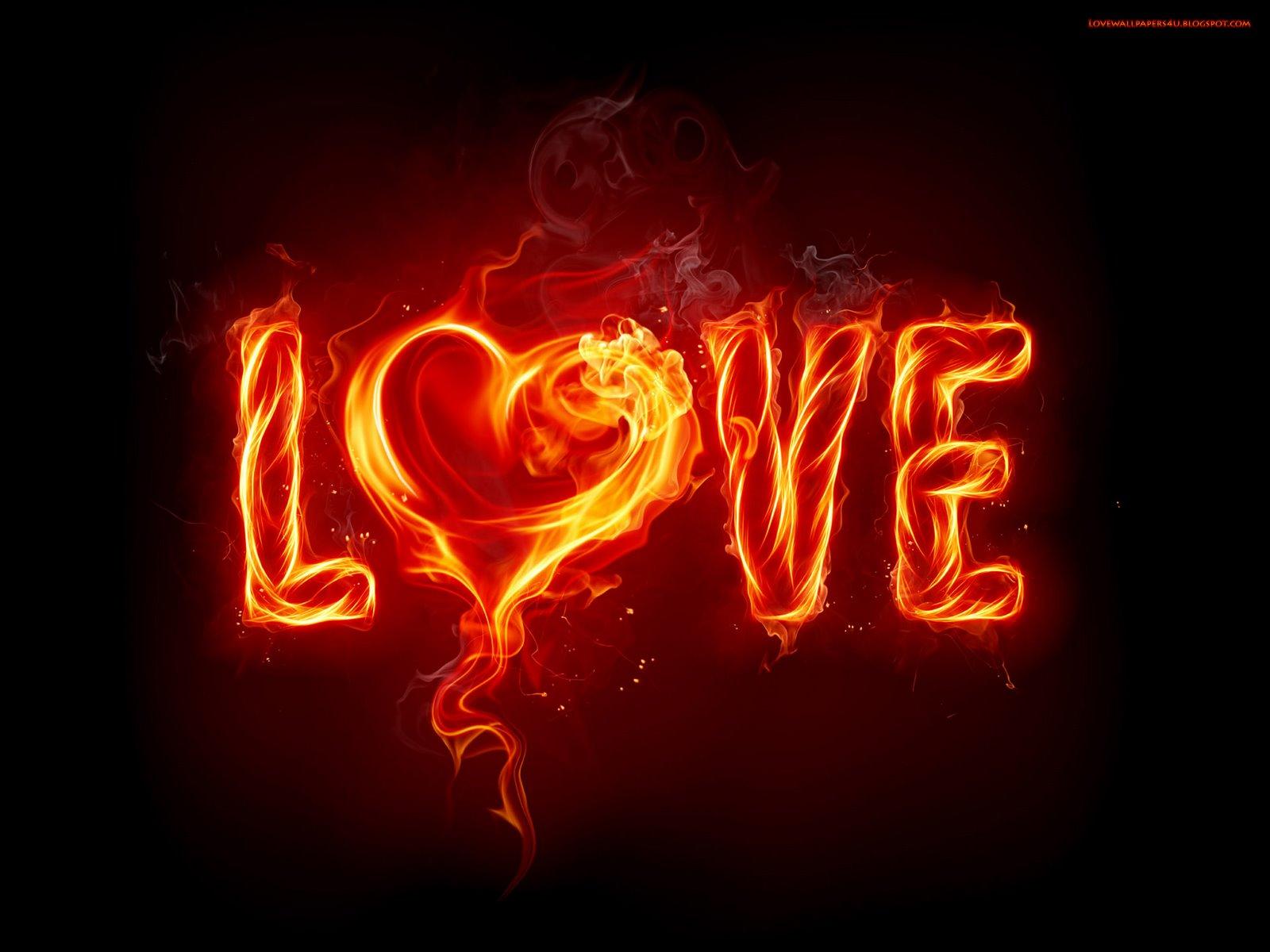 10 romantic love wallpapers