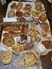 == Boulangerie tour in Japan==