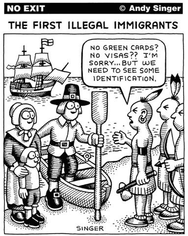 immigration vs. discrimination