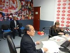 ENTREVISTA AL DR. RODY ALVA OCROSPOMA, DIRECTOR EJECUTIVO DE LA DRS VES LPP, EN CPN RADIO.