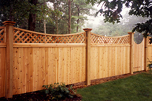 Outdoor Decorating and Gardening Choosing Suitable Fence