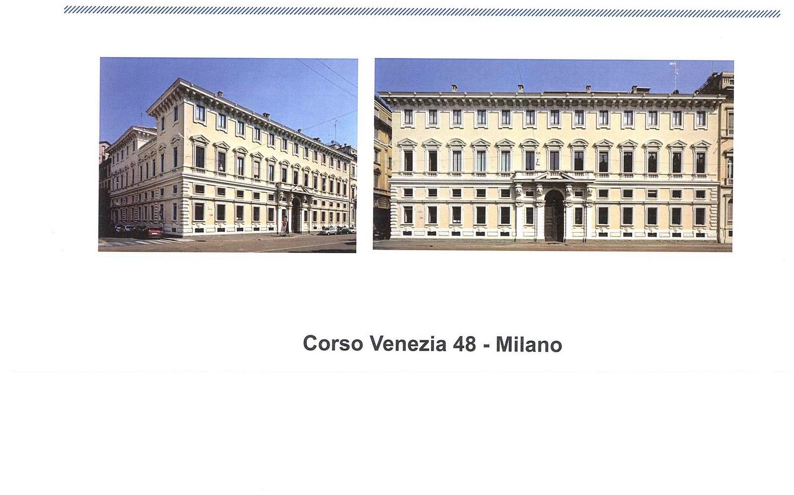 Agenzia omniapress a palazzo bocconi la nuova sede del for Sede bocconi milano
