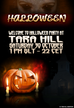 Halloween Party Oct 30 1 PM