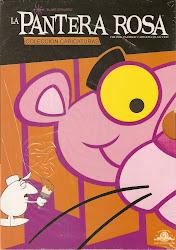 La Panteras Rosa. Colección Caricaturas. 1era Temporada Completa