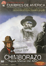 Chimborazo, Agua Viene de Ahí