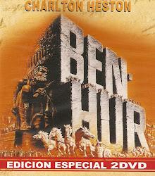 Ben-Hur. Edición 2 DVD's.