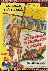 Las Aventuras de Robinson Crusoe (Dir. Luis Buñuel)