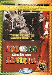 Jalisco Canta en Sevilla (Act: Carmen Sevilla)