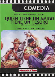 Quien Tiene un Amigo Tiene un Tesoro (Terence Hill y Bud Spencer)