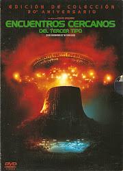 Encuentros Cercanos del Tercer Tipo. Ed. 30° Aniversario. Pack 3 DVDs, 3 Versiones.
