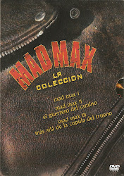 Mad Max. Pack Trilogia 3 DVDs.