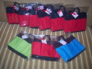 gambar bag in bag organizer