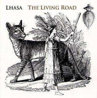The living road por Lhasa
