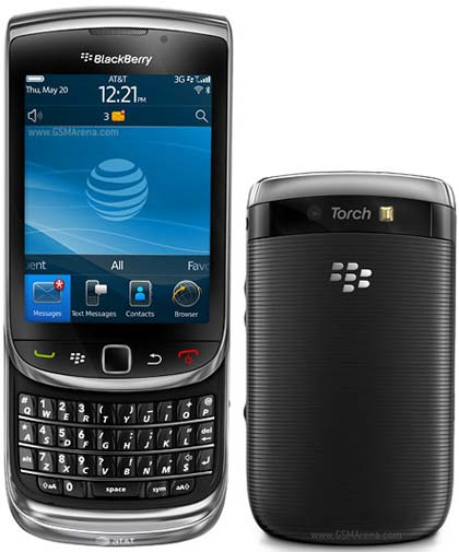 Blackberry Torch 9800 is the latest phone from blackberry which is a ...
