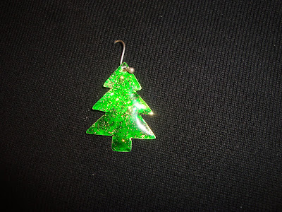 Συνταγη για christmas tree σκουλαρικια