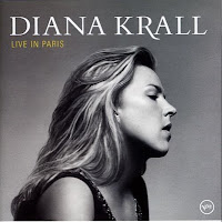 Album Cover for Diana Krall's Live In Paris