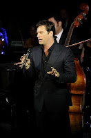 Photo of Harry Connick, Jr. singing